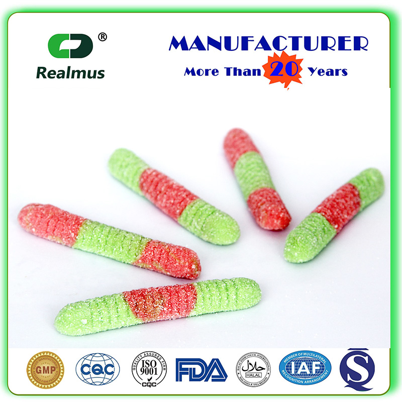 halal certification kosher sweets Multivitamin Gummy candy jelly candy for kids