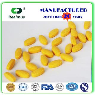 China Supplier OEM Manufacturer Supplement Multi-Vitamin B Tablets