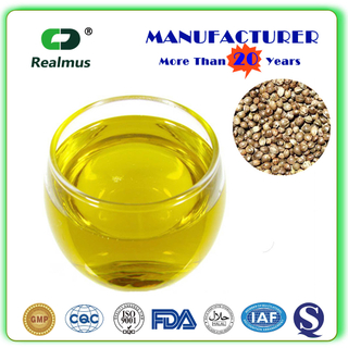 China Manufacturer Supply High Quality Hemp Seed Oil with lower price