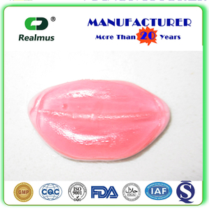 Sweets Gummy Candy Fruity Flavor