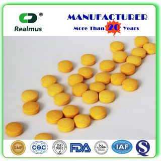 OEM Manufacturer Supplement vitamin C Tablets