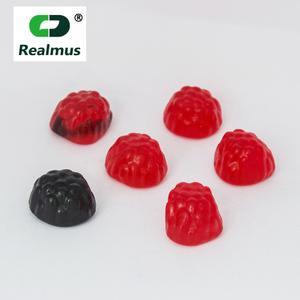 Kosher Halal certificate Fat Burner Gummiesk 2.5g bear shape Gummy candy